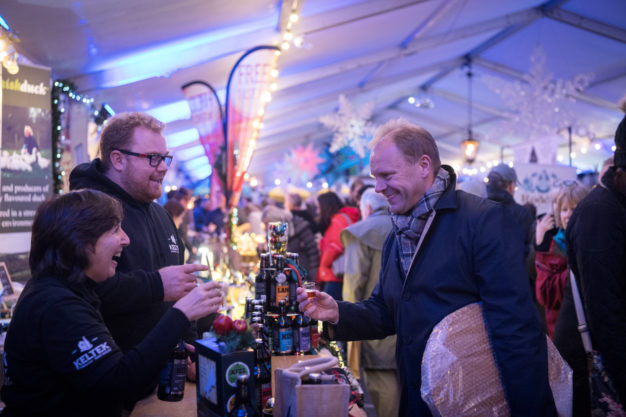padstow christmas festival 2019